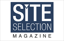 "Site Selection Magazine: ""The New Place To Be"""