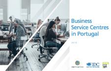 Aceda ao estudo Business Service Centres in Portugal 2019 e saiba mais sobre o setor dos centros de serviços em Portugal