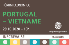 FÓRUM ECONÓMICO PORTUGAL-VIETNAME