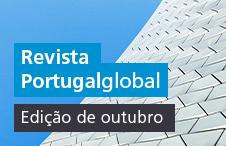 Revista Portugal Global edição de outubro